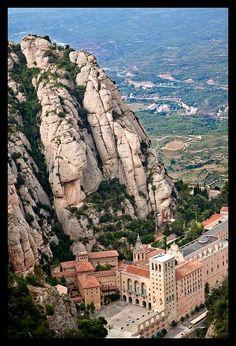 ysvoice:  Montserrat, Spain  | by Dragos | via shogunpassion