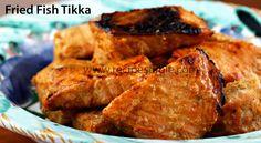 Fried Fish Tikka Recipe - Recipes Table