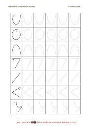 grafomotricidad ejercicios - Google Search