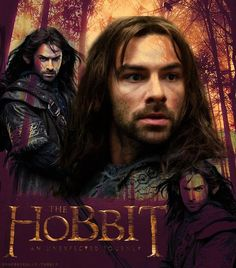 Kili turned my idea of dwarves upside down. He's pretty, which is confusing to me. What is this witchcraft???