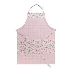 IKEA - EVALILL, Schürze, Das verstellbare Nackenband passt für jede Größe.Mit Schlaufe, z.B. für Küchentuch oder Grillzange.