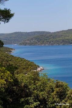 L'île de Mljet en photos - Sud de la Croatie - PartirOu.com