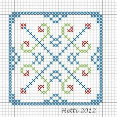 Creative Workshops from Hetti: SAL Delfts Blauwe Tegels, SAL Delft Blue Tiles