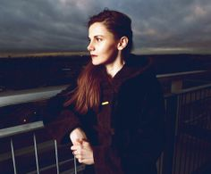 Louise Brealey. She's so pretty. But not in any kind of predictable or usual way.