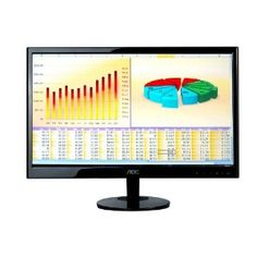 "22"" USB powered LCD monitor"