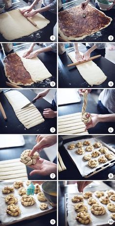 Home Discover Chocolate Hazelnut Twists - New ideas Cake Recipes Dessert Recipes Bread Shaping Puff Pastry Recipes Chocolate Hazelnut Creative Food No Bake Cake Sweet Treats Cooking Recipes Baking Recipes, Cake Recipes, Dessert Recipes, Babka Recipe, Bread Shaping, Puff Pastry Recipes, Chocolate Hazelnut, Chocolate Brioche, Creative Food