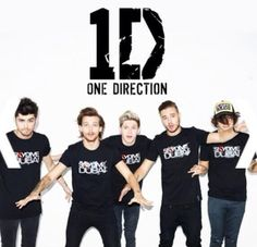 """One Direction - Promo picture for """"On the Road Again 2015"""" Tour in Dubai."""