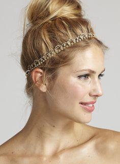 Dolly | Amanda Judge; headband; $138