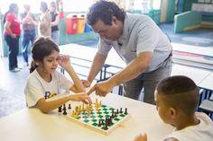 Xadrez é opção de diversão e aprendizado nas escolas estaduais | Secretaria da Educação do Estado de São Paulo
