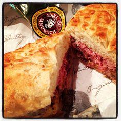 Earl of Sandwich: o verdadeiro Arby's