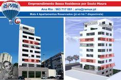 Mais 4 Apartamentos Reservados/Vendidos no Bessa Residence. Já só faltam 7 em 21. VENDA – Apartamentos no Empreendimento Bessa Residence por Souto Moura Projeto de autoria do Arq. Souto Moura, no B…