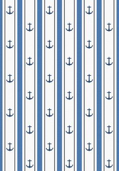 Morandi Sisters Microworld: Printable Wallpapers - Anchor Symbol - Carte da…