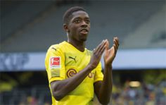 Dembele to earn 20m euros yearly