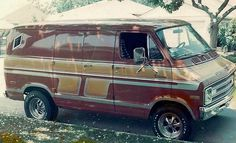 1976 Dodge Van Conversion