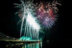 Das Feuerwerk der Travemünder Woche 2016 / Fotostrecken Lübeck / Fotostrecken Lokales / Lokales - LN - Lübecker…