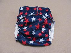 $15 Pocket diaper cover for cloth diapering, or swim diaper, adjustable from tiny to toddler