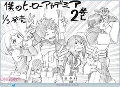 Boku no Hero Academia (Hentay Kartinki)