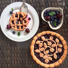 It's pie-day! The smell of pie baking in the oven is one of the most amazing smells in the world…