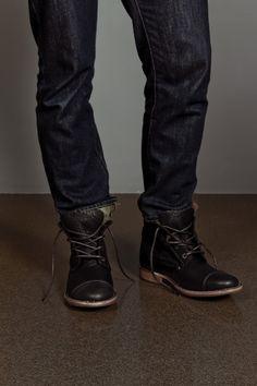 Morrison Black Boots