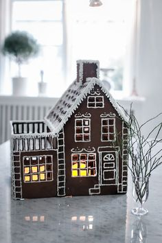 Gingerbread House ideas #GingerBreadHouse