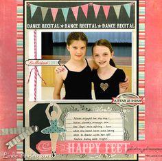 *Happy Feet* - Scrapbook.com