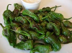 Food Wishes Video Recipes: Fried Padron Peppers - Spain's Deliciously Dangerous Divas