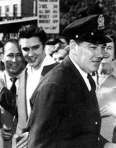 Image result for Elvis Presley, gas station 1956
