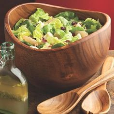 Mixed Green Salad with Grapefruit & Cranberries - EatingWell.com