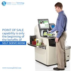 #Point of #sale capability is only the beginning of the benefits of the #selfserve #kiosk. #TucanaGlobalTechnology #Manufacturer #HongKong