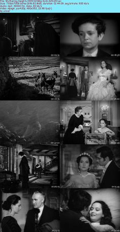 Wuthering Heights by Emily Bronte…unbelievably beautiful…1939 version is best.