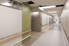 New Oakville Hospital site visit on March 13, 2015    Parkin Architects Limited #healthcare #Oakville