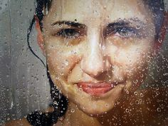 Acasa la Nevasta: Pictura Realista - Hiperrealista, Alyssa Monks
