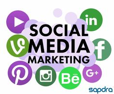 Outsource Your Social Media Marketing Services to Sapdra to Get Quality Leads and Traffic. #social #media #marketing #outsourcing #USA #canada #India