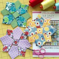 love these quilt blocks!:
