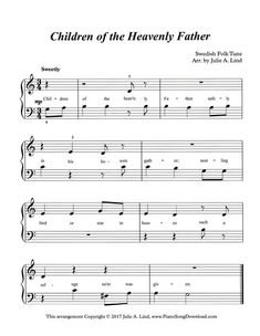 38 Best Hymn Arrangements images in 2019 | Piano songs, Free
