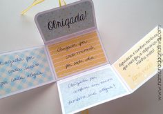 DIY - CARTÃO DIA DA GRATIDÃO - BLOG NAMORADA CRIATIVA - 11 Envelope Diy, Amor Ideas, Dear Boyfriend, Diy And Crafts, Crafts For Kids, Gift Card Boxes, Photo Album Scrapbooking, Creative Gifts, Diy Cards