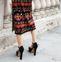 For when only skyscraper heels will do.. #shoespiration