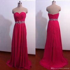 Wholesale Knee Length Dresses - Buy 2014 New Style Hot A-neckline Sleeveless Sweetheart Chiffon Sweep Train Backless Tulle Wow Effect Dress 369737, $134.38 | DHgate