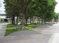 urban forest / MLS,Inc. Mitani Landscape Studio