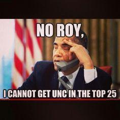 No Roy