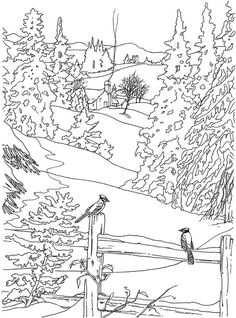 Welcome to Dover Publications - CH Country Scenes