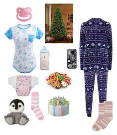 """""""Happy Christmas/ Daddy's birthday"""" by little-trans-boy ❤ liked on Polyvore featuring Dorothy Perkins, GANT, The Honest Company and Samsung"""