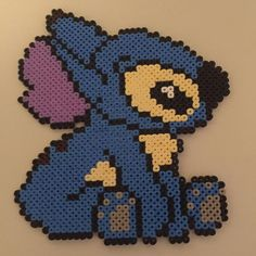 Stitch perler beads by sofiawessand