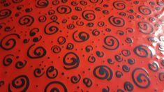 Handmade Swirls latex.  Gorgeous handmade high gloss sheet latex! Made by Latex Repair from the Netherlands. Dare to be different!