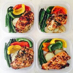 Meal Prep by ranabeaini More