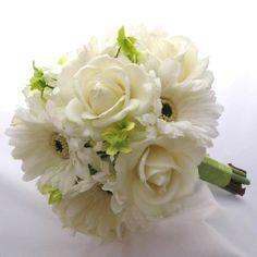 Wedding Boquet. Simple. http://www.beachweddingsbydeb.com/st-thomas-st-john-wedding-flowers.html