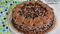 Çikolatalı Muzlu Labneli Pasta