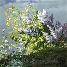 Fleurs et jardins en peinture - Page 8