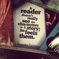 Readers and writers.