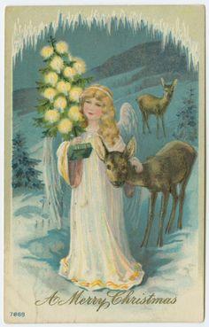 A merry Christmas. (ca. 1911)
